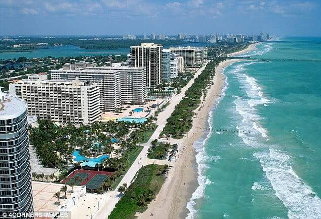 Previsão do tempo para Miami