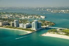 Passeio de helicóptero por Miami