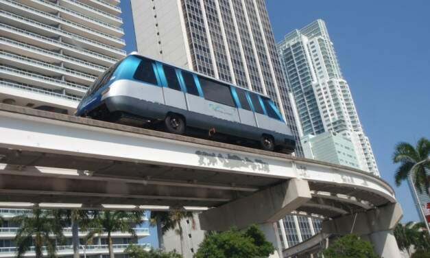Transporte em Miami