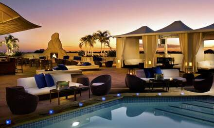 Above Mayfair Pool Lounge